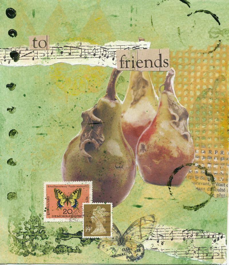 Pear friends