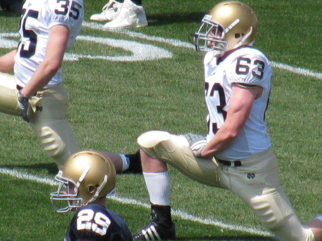Blue Gold Game