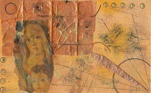 Botticelli Virgin