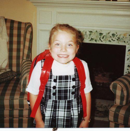 Tori, kindergarten