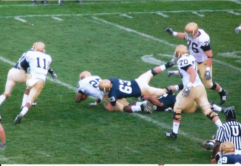 Stever tackle #2