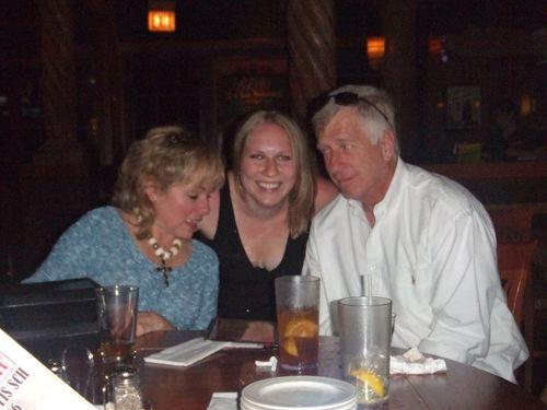 Alex, Mom Dad BD