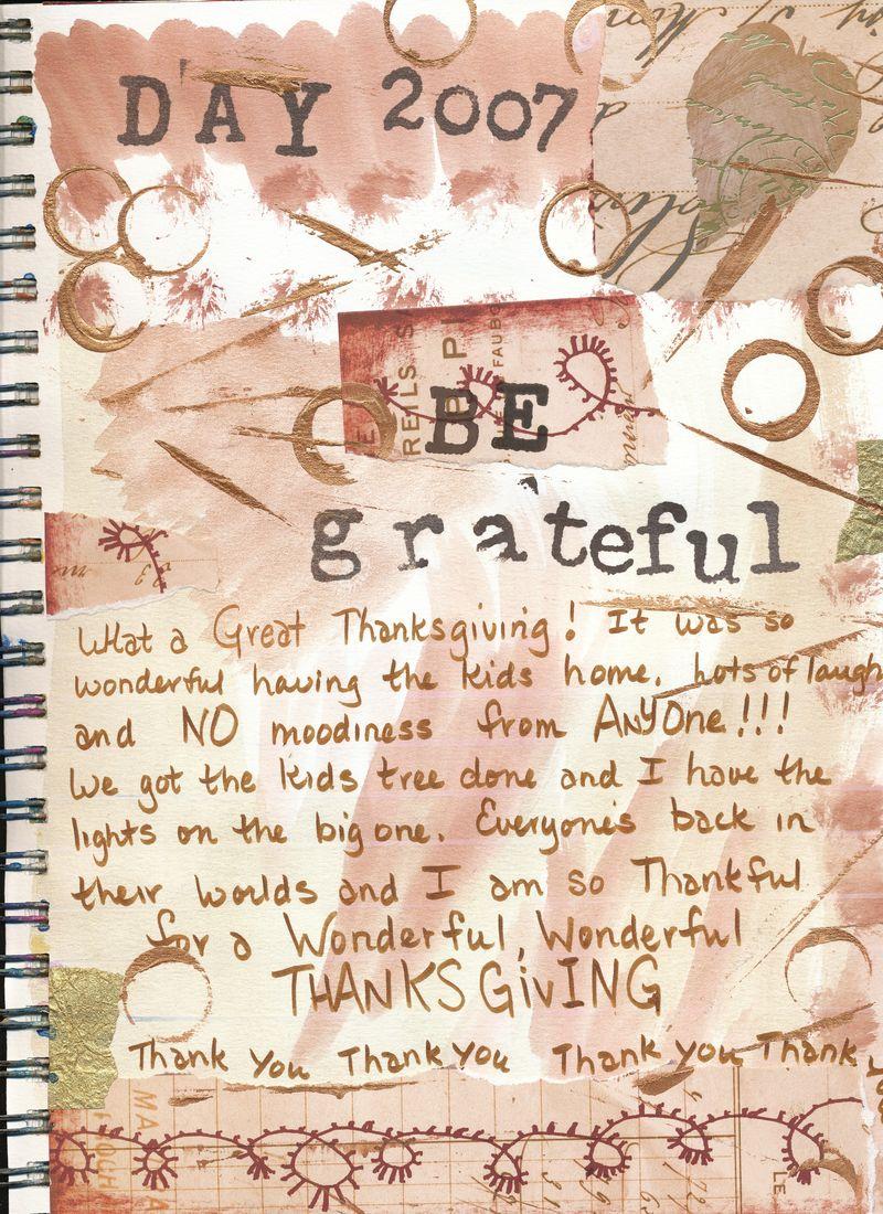 Thanksgiving 07