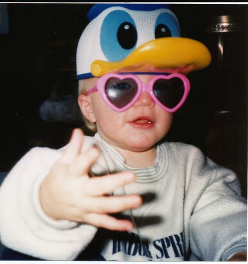 Stevie the Duck