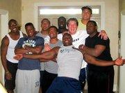 The boys summer '11