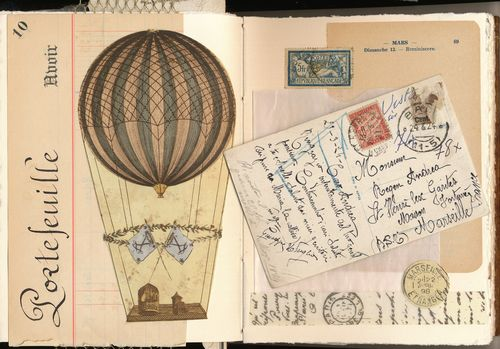 Ephemera journal 1