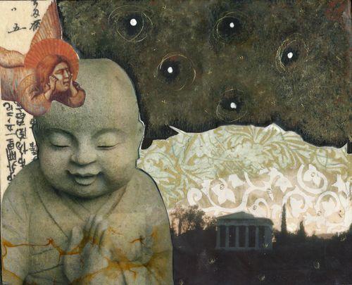 Angel:Buddha