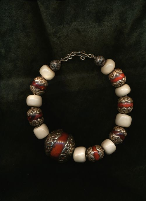 Antique Tibetan Amber